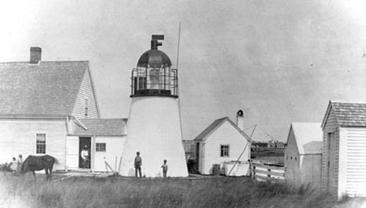 Hyannis Range Rear Lighthouse